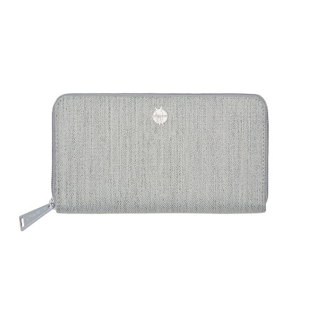 LÄSSIG Portemonnee Green Label Mix 'n Match Wallet light grey