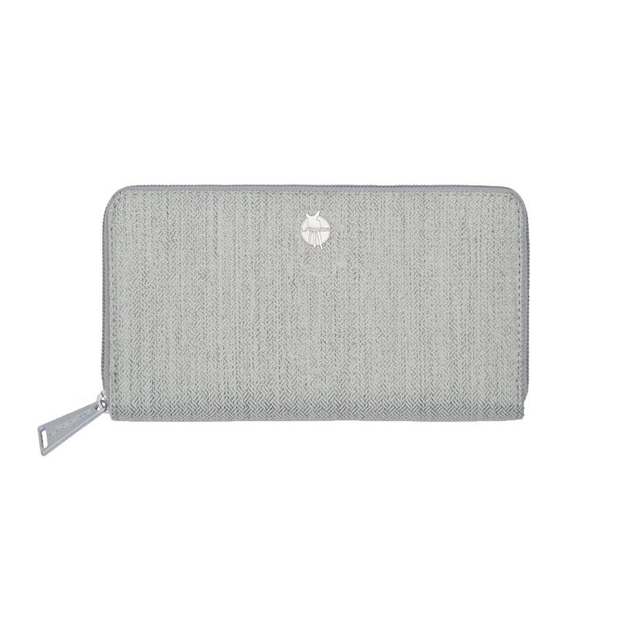 LÄSSIG Portafoglio Green Label Mix 'n Match Wallet light grey