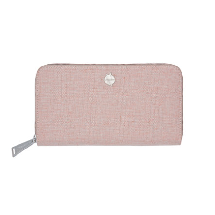 LÄSSIG Plånbok Green Label Mix 'n Match Wallet rose