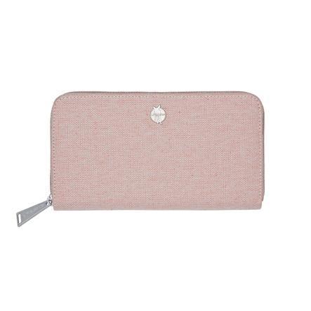 LÄSSIG Porte-monnaie Green Label Mix 'n Match Wallet, rose