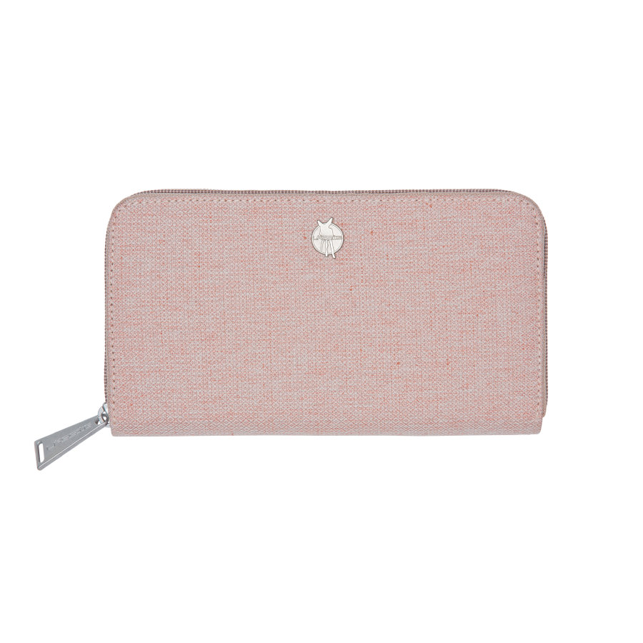 LÄSSIG Portemonnaie Green Label Mix 'n Match Wallet rose