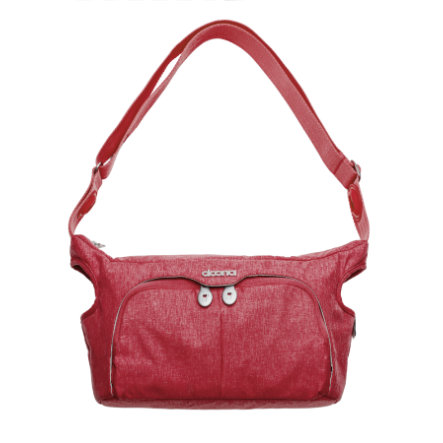 DOONA Wickeltasche Essentials rot (love)