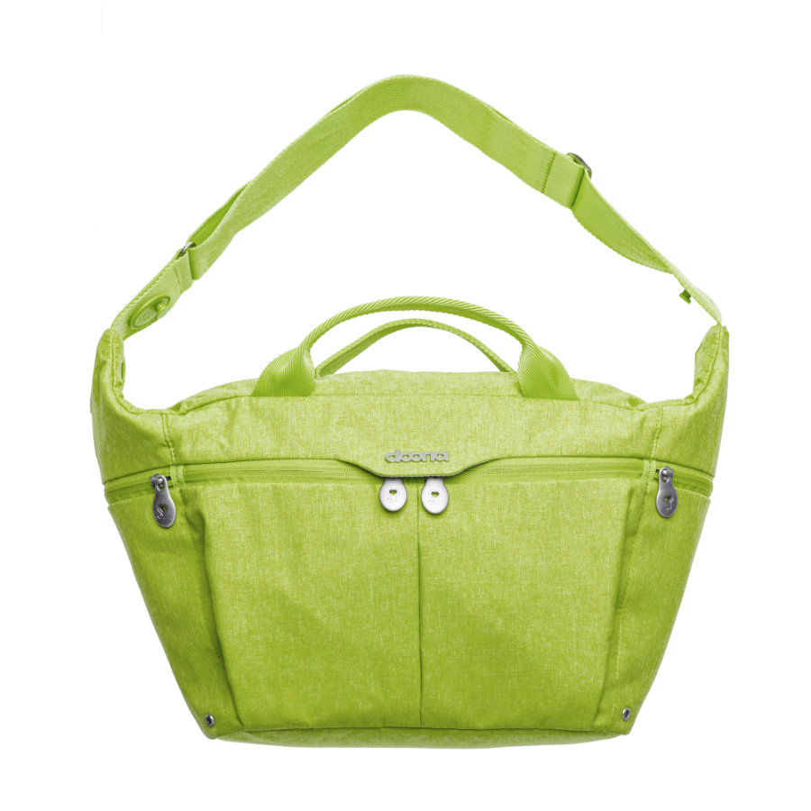 DOONA Wickeltasche All-Day grün (fresh)