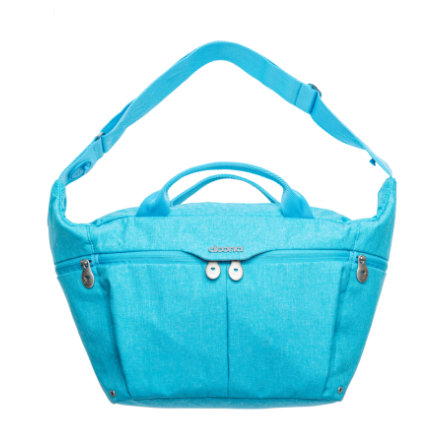 DOONA Wickeltasche All-Day turquooise (sky)