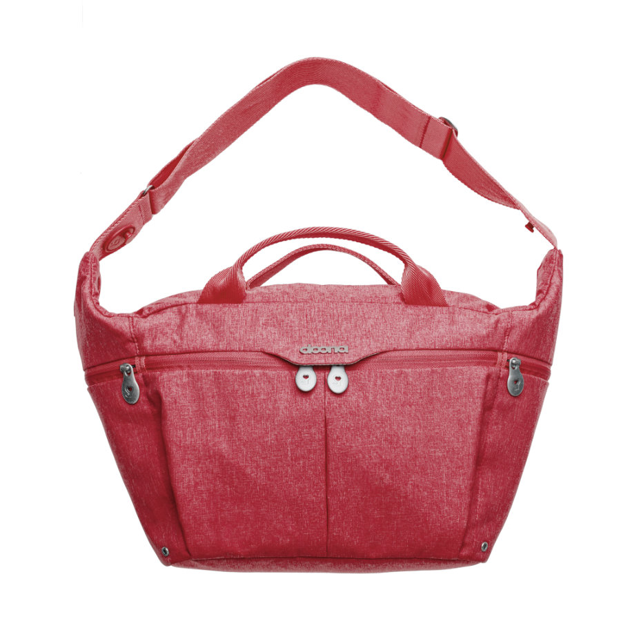 DOONA Sac à langer All-Day, rouge, love
