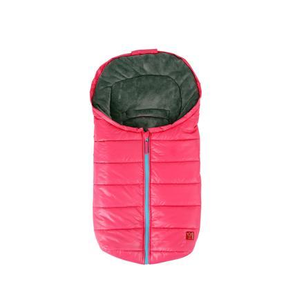 KAISER Kuschelsäckchen Winterfußsack Anna pink