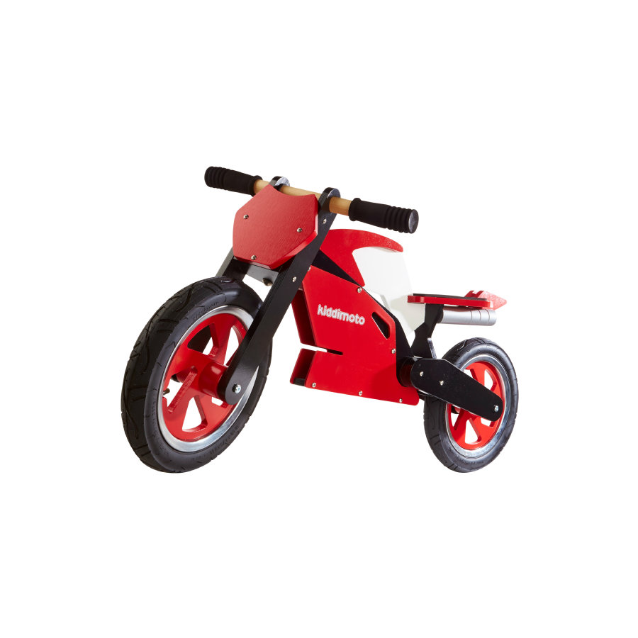kiddimoto® Laufrad Superbike Sport - Red/White