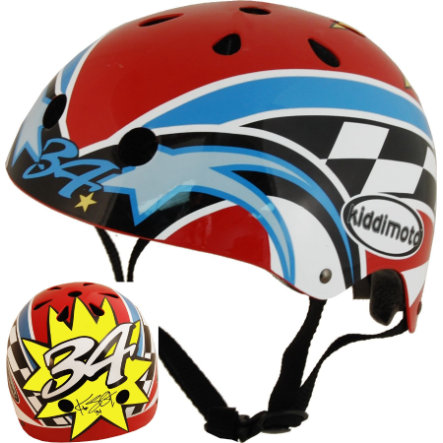 kiddimoto® Helm Limited Edition Hero, Kevin Schwantz - Gr. M, 53-58cm