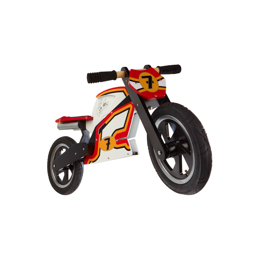 kiddimoto® Odrážedlo Herťs Superbike - Barry Sheene