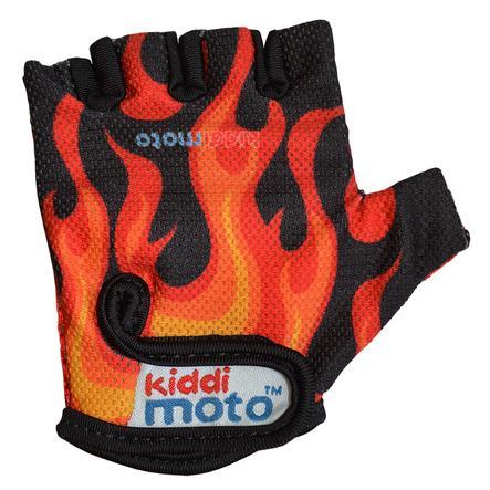 kiddimoto® Handschuhe Design Sport, Flames - M