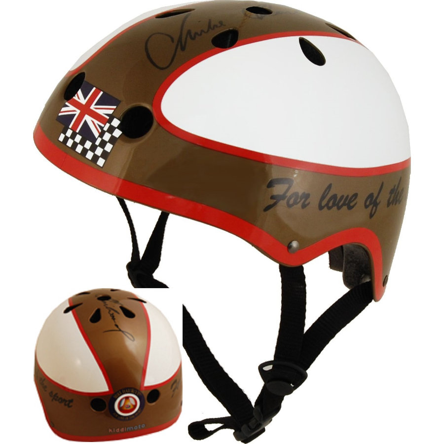 kiddimoto® Helma Limited Edition Hero, Mike Hailwood - vel. M, 53 - 58 cm