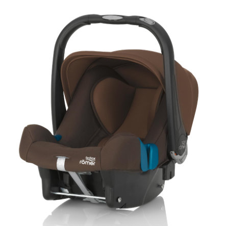 Britax Römer Babyschale Baby-Safe plus SHR II Wood Brown