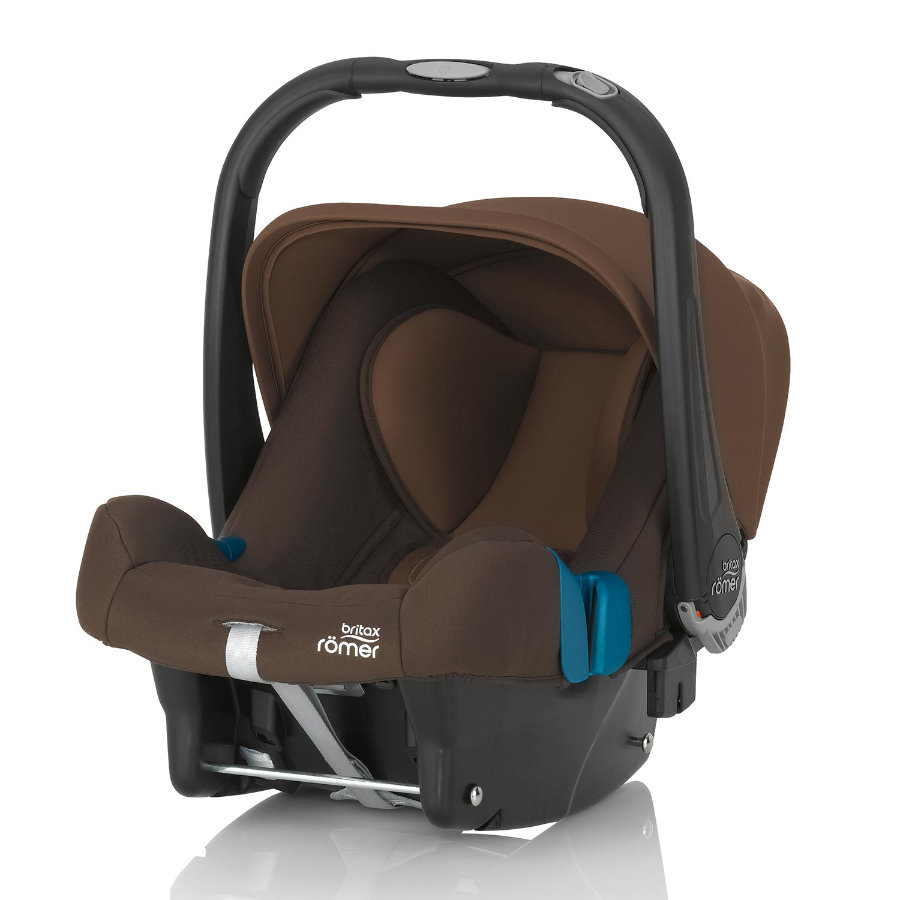 BRITAX RÖMER Autostoel Baby-Safe Plus SHR II Wood Brown