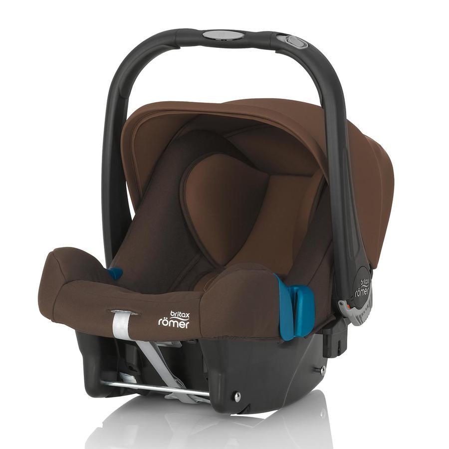 BRITAX RÖMER Seggiolino auto Baby-Safe Plus SHR II Cosmos Black, nero
