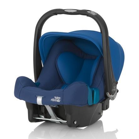 BRITAX RÖMER Seggiolino auto Baby-Safe Plus SHR II Ocean Blue, blu oceano