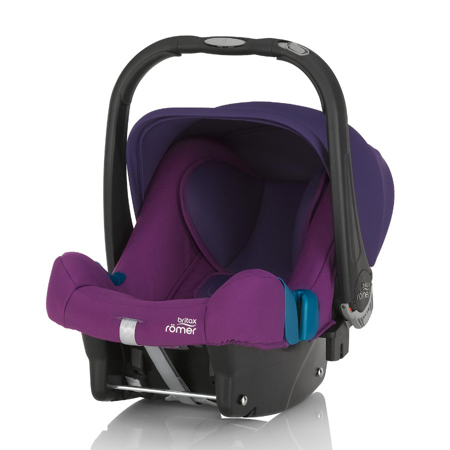 BRITAX RÖMER Autostoel Baby-Safe Plus SHR II Mineral Purple