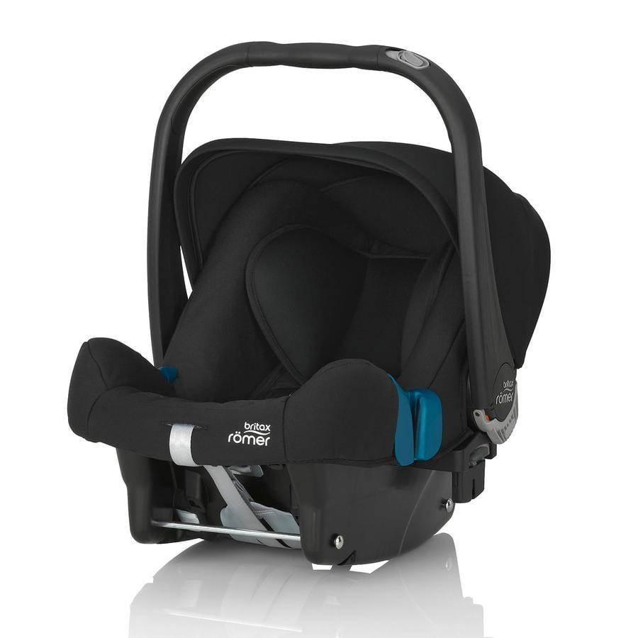 BRITAX RÖMER Seggiolino auto Baby-Safe Plus II Cosmos Black, nero