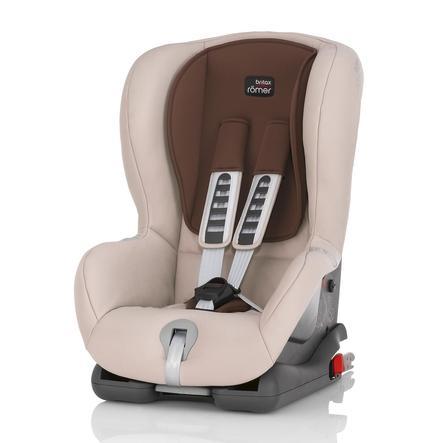 Britax Römer Kindersitz Duo plus Sand Beige