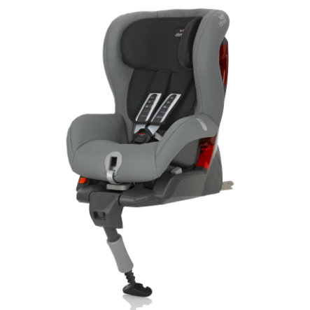 BRITAX Bilbarnstol Safefix Plus Steel Grey