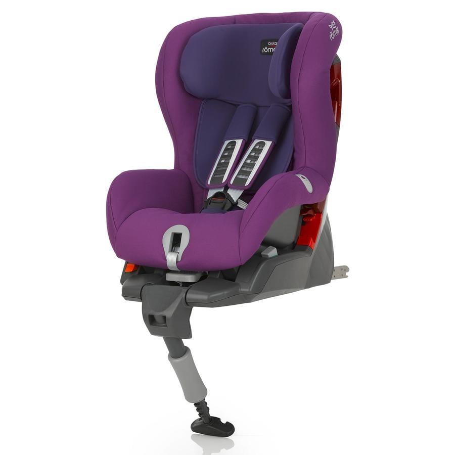 Britax Römer Siège auto Safefix plus Mineral Purple, modèle 2016