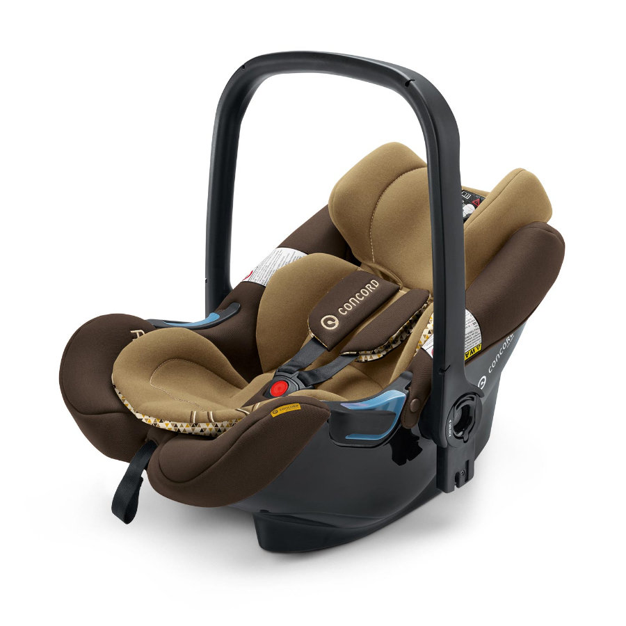 CONCORD Seggiolino auto Air.Safe + Clip Walnut Brown, colore marrone