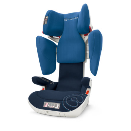 CONCORD Autostoel Transformer XT Ocean Blue