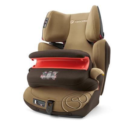 CONCORD Kindersitz Transformer Pro Walnut Brown