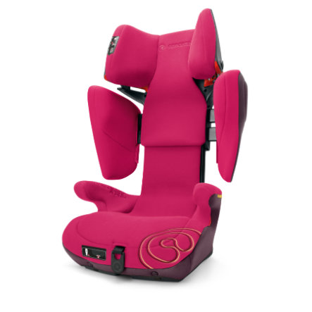 CONCORD Kindersitz Transformer X-Bag Rose Pink
