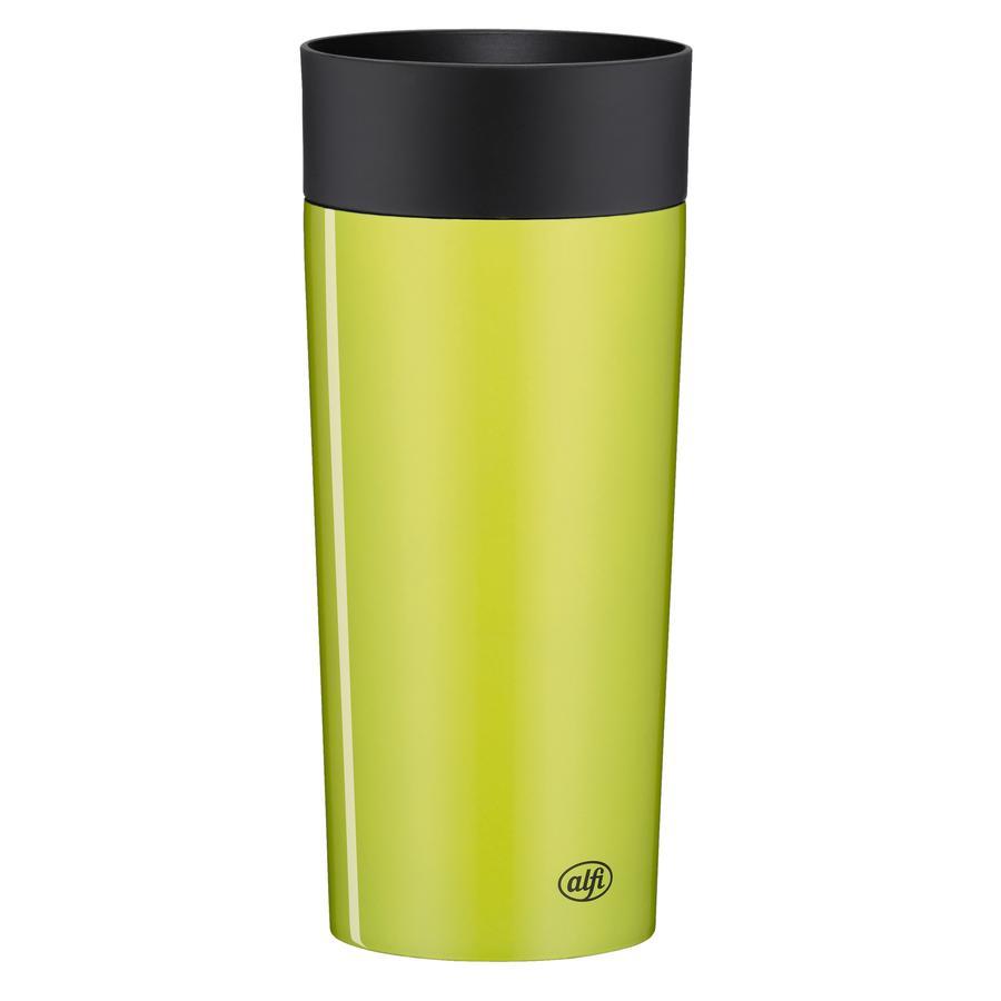 alfi Isolier-Trinkbecher isoMug Plus Edelstahl, 0,35 l apfelgrün