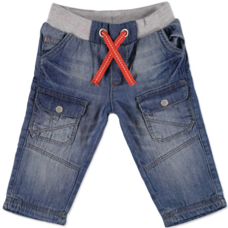 KANZ Boys Mini Jeanshose blue denim