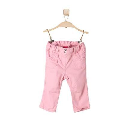 s.OLIVER Girl s Mini Jeans roze