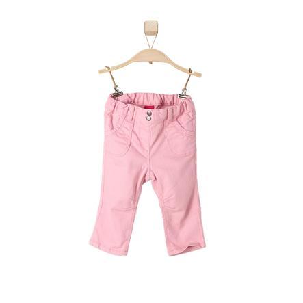 s. Oliver tyttöjen Mini Farkut vaaleanpunainen