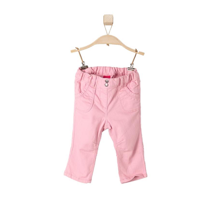 s.OLIVER Girl s Mini Jeans rosa