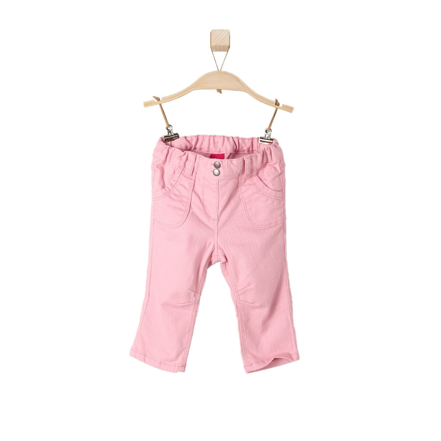 s.OLIVER Girls Mini Jeans pink