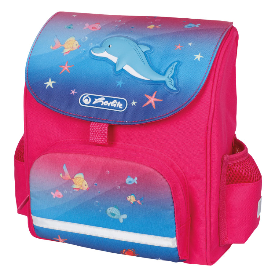 HERLITZ Plecak Mini Softbag Little Dolphin