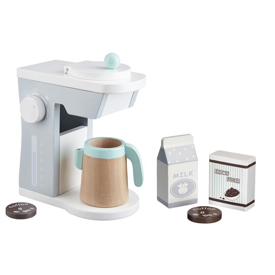 Kids Concept® Kaffeemaschine weiß,grau