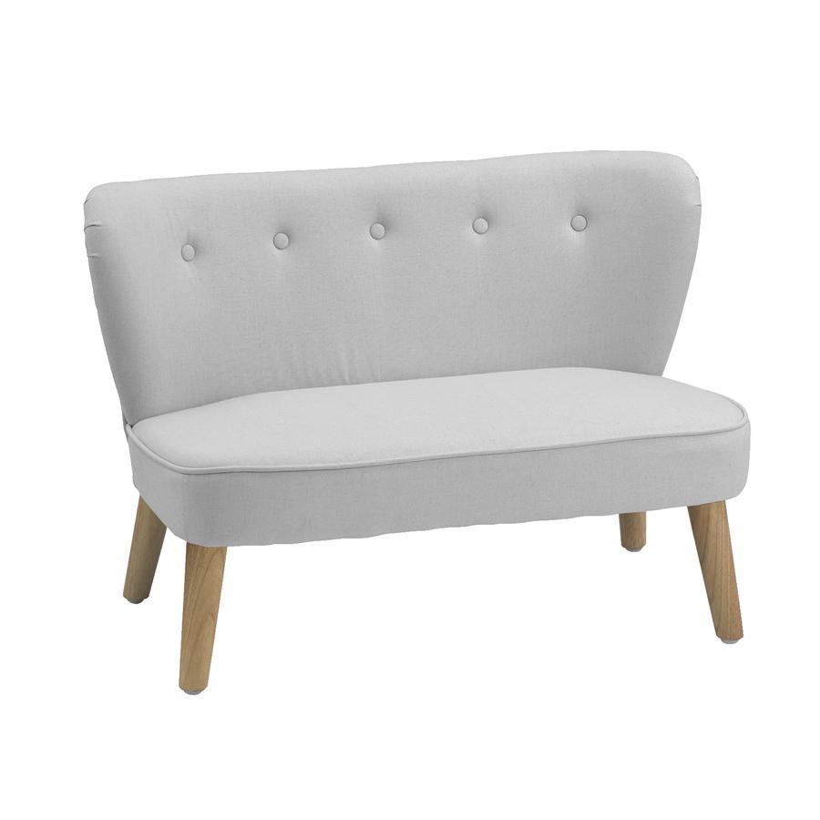 Kids Concept® Sofa klein grau