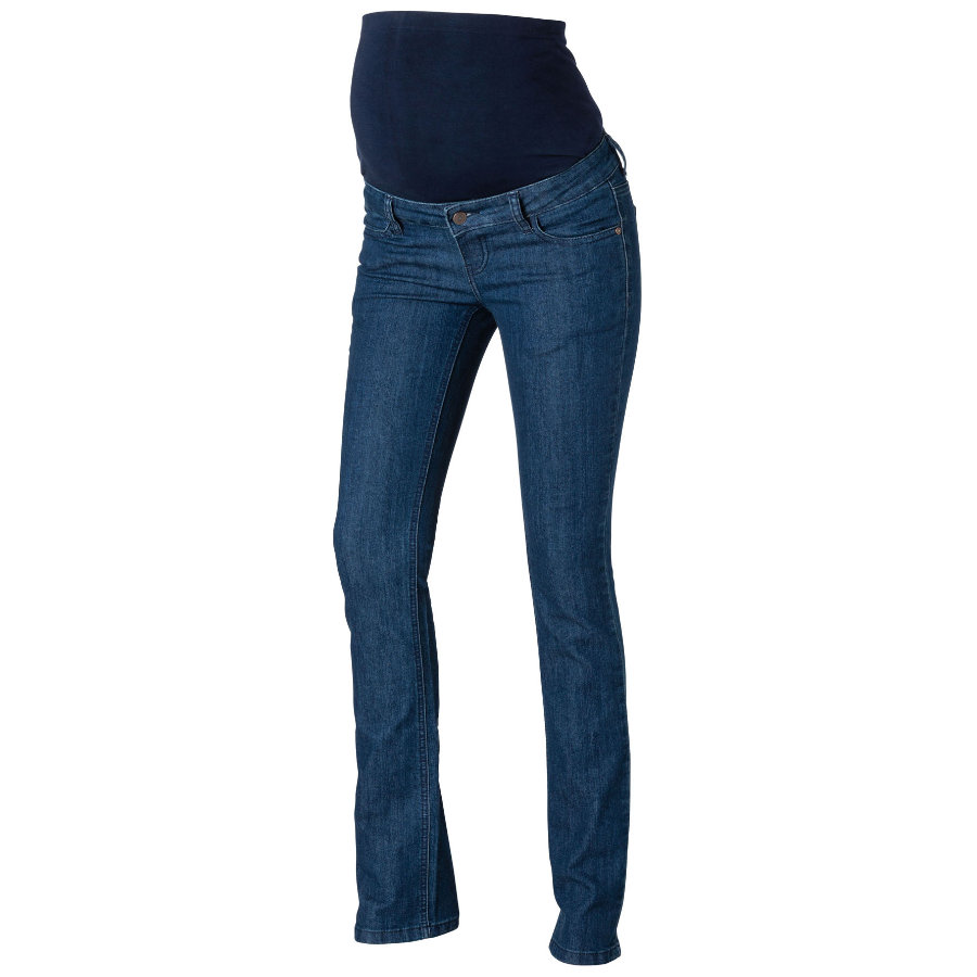 MAMA LICIOUS Umstands Bootcut Jeans MLFREY Länge 34