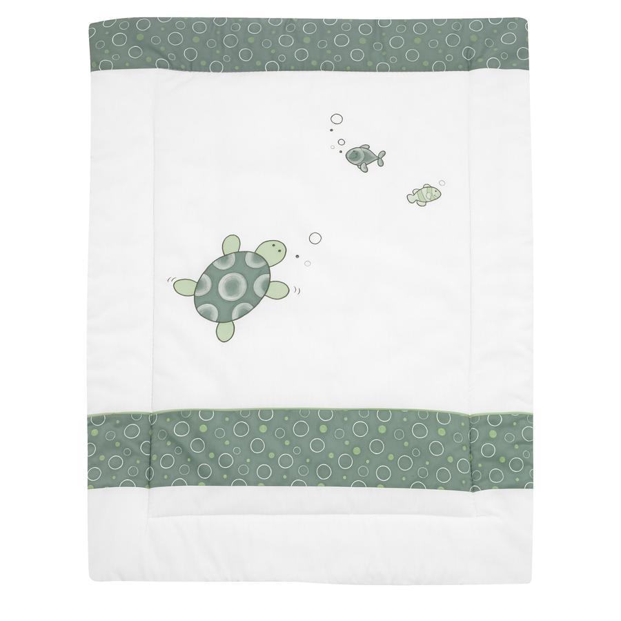 Alvi Dětská deka Turles zelená 100x135 cm
