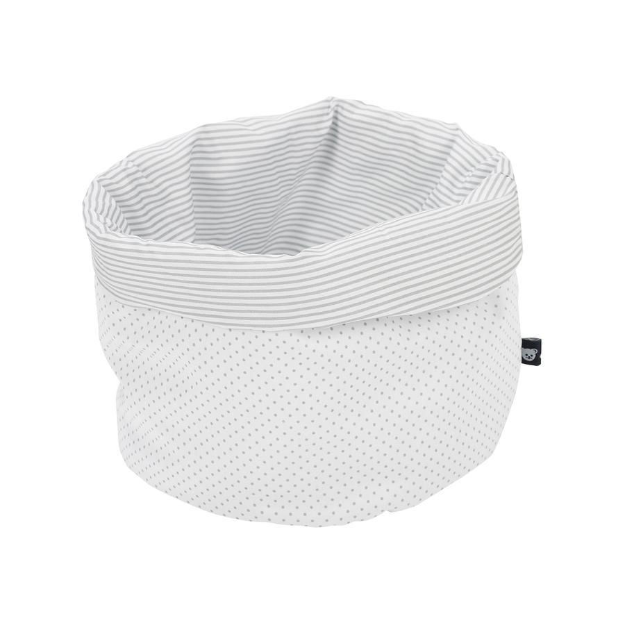 Alvi® Range-tout Little Dots, gris