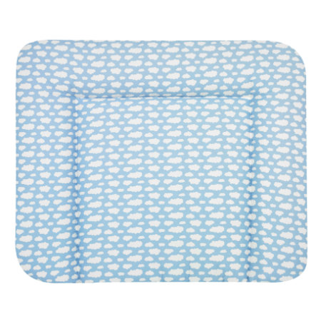 Alvi Přebalovací podložka Wiko Molly s povrchovou úpravou Wolke Voile modrá 70 x 85 cm