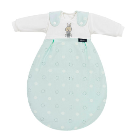 ALVI Baby-Mäxchen 3tlg. Super Soft Friendship eisblau