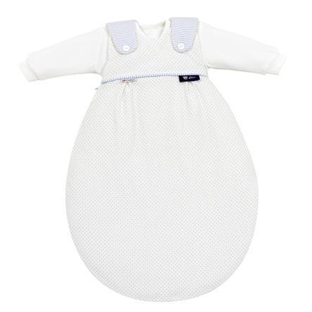 ALVI Baby-Mäxchen 3tlg., Outlast - Little Dots blau
