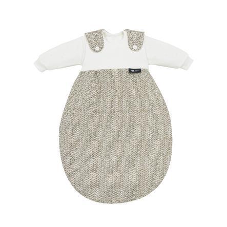 ALVI Gigoteuse Baby-Mäxchen, 3 pièces,  Super Soft, tricot, beige