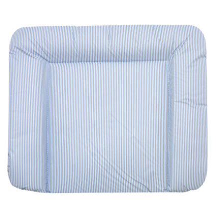 Alvi Wickelauflage Wiko Molly Folie Streifen blau 85 x 75 cm