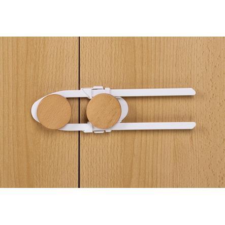 REER White Closet Lock