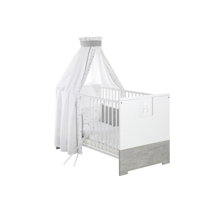 SCHARDT Eco Star Lit bébé évolutif 70x140cm