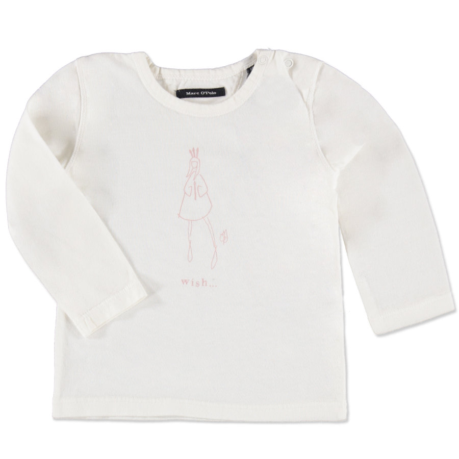 MARC O`POLO Girls Mini Longsleeve nature