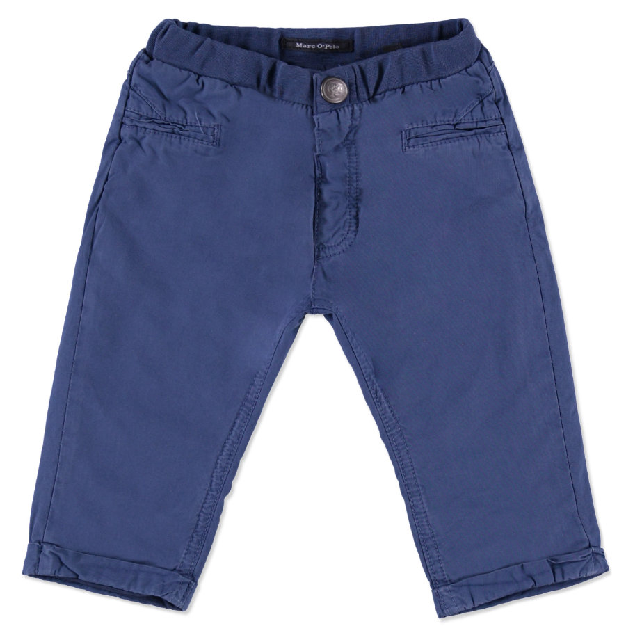 MARC O`POLO Boys Chinohose ensing azul