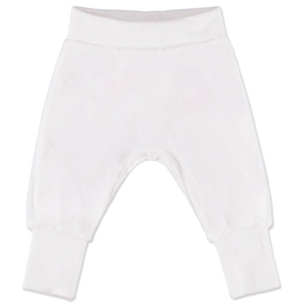 NAME IT Baby Spodnie polarowe NITUXO cloud dancer